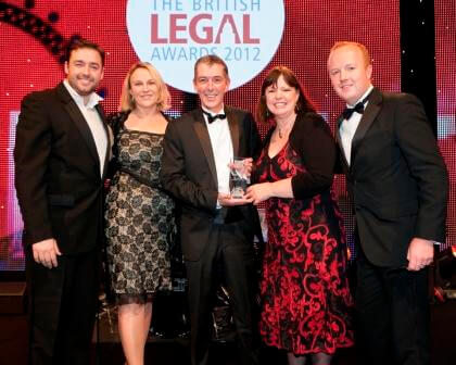 Education initiative wins Irwin Mitchell, College of Law and CILEx British Legal Award