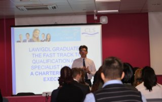 Diversity theme leads to successful London Law Fair