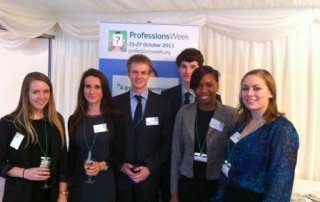 Social Mobility Commission praises CILEx for promoting access to law during Professions Week