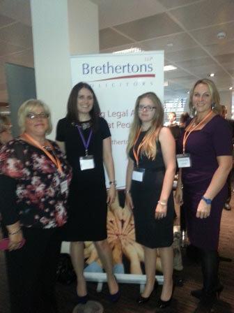 Brethertons LLP wins National Apprenticeship Award