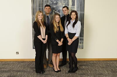 Legal Apprentices start at DAC Beachcroft under new Government scheme
