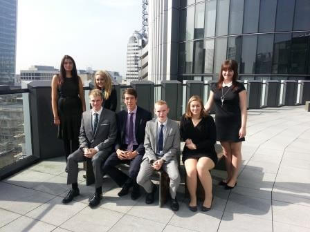 Kennedys recruits seven new legal apprentices to build on success of 2012 intake