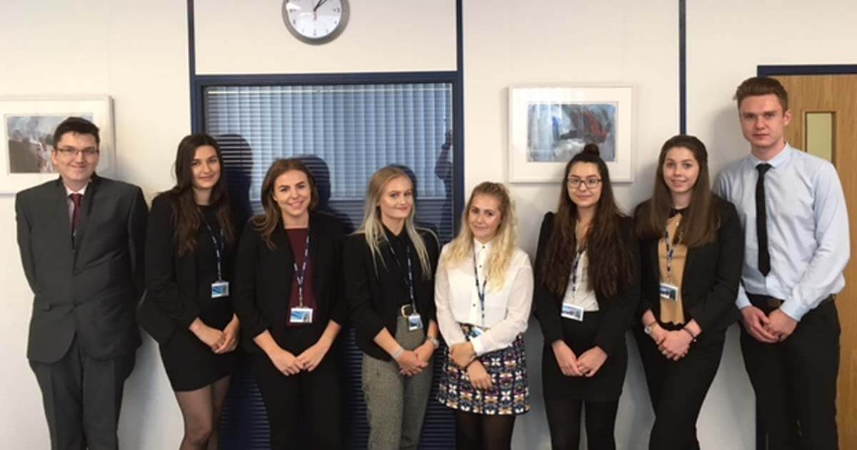 Lyons Davidson welcomes eight new legal apprentices