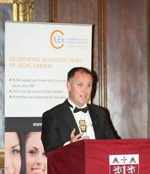 From legal apprentice to CILEx President
